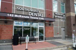South Calgary Orthodontist   McKenzie Orthodontics Entrance
