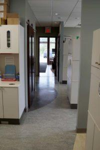 South Calgary Orthodontist | McKenzie Orthodontics Hallway