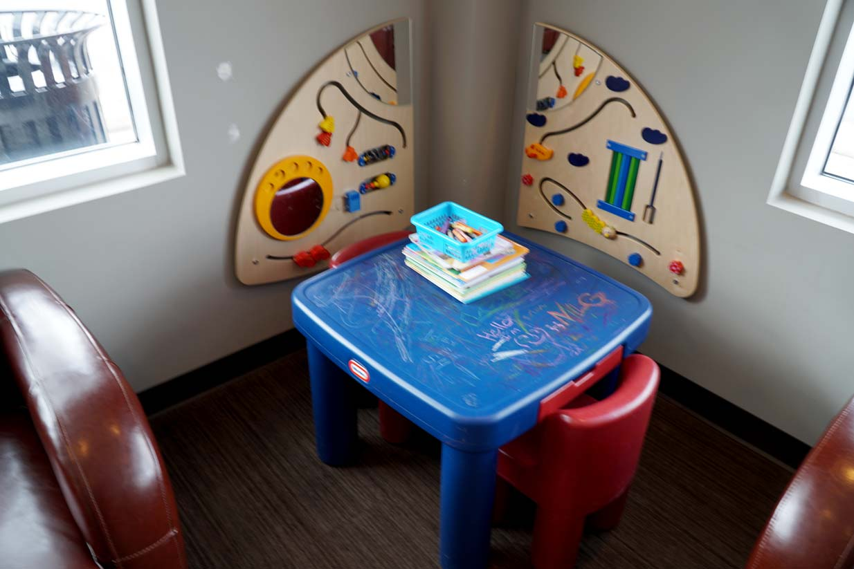 South Calgary Orthodontist | McKenzie Orthodontics | Kids Play Area