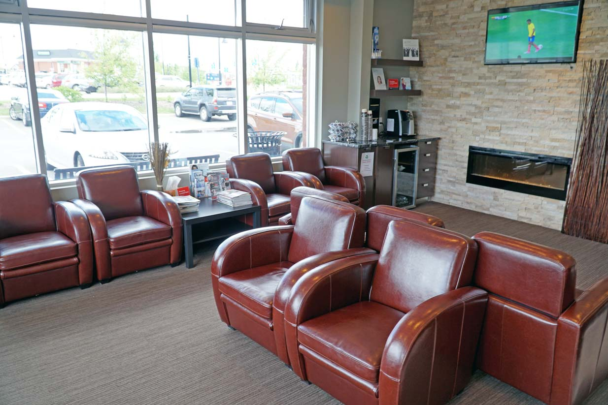 South Calgary Orthodontist | McKenzie Orthodontics | Waiting Area