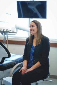 Dr. Angela Sharma   McKenzie Orthodontics